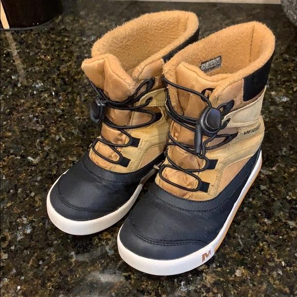 Merrell Boys Snow Winter Boots